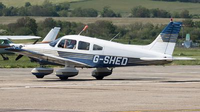 G-SHED - Piper PA-28-181 Archer II - Private