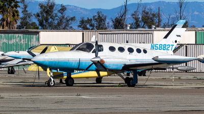 N5882T - Cessna 421B Golden Eagle - Private