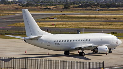 ZS-SMJ - Boeing 737-3Y0(SF) - Safair