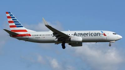 N948AN - Boeing 737-823 - American Airlines