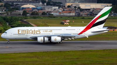 A6-EVF - Airbus A380-842 - Emirates