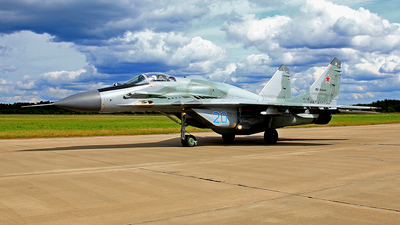 RF-90844 - Mikoyan-Gurevich MiG-29SMT Fulcrum - Russia - Air Force