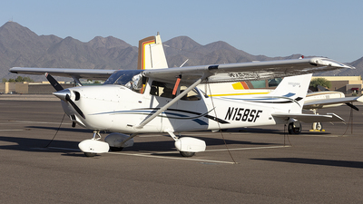 N158SF - Cessna 172S Skyhawk SP - Private
