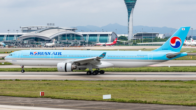 HL8026 - Airbus A330-323 - Korean Air