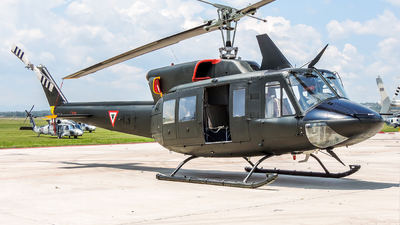 1413 - Bell 212 - Mexico - Air Force