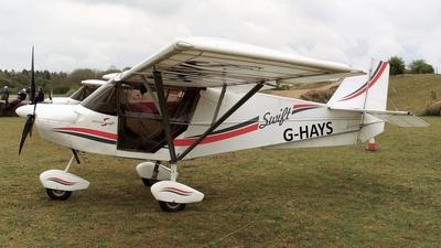 G-HAYS - Skyranger Swift 912S(1) - Private