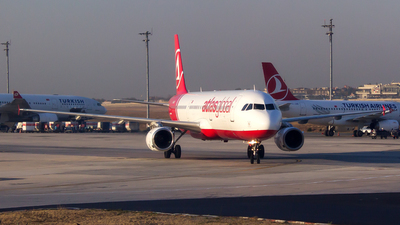 TC-AGS - Airbus A321-131 - AtlasGlobal
