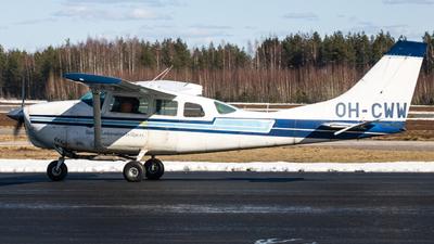 OH-CWW - Cessna U206C Super Skywagon - Private
