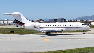 N111QS - Bombardier BD-700-1A11 Global 5000 - NetJets Aviation