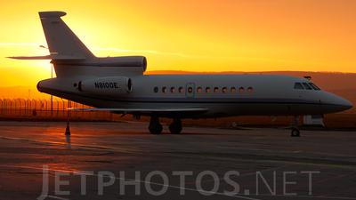 N8100E - Dassault Falcon 900EX - Private