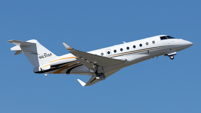 N631SF - Gulfstream G280 - Private