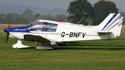 G-BNFV - Robin DR400/120 Petit Prince - Private