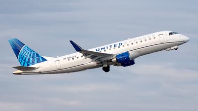 N606UX - Embraer 170-200LL - United Express (ExpressJet Airlines)