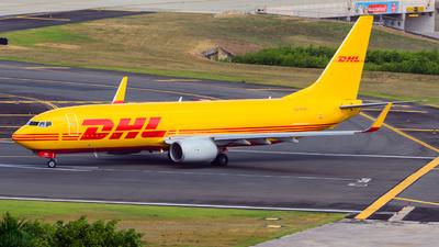 N916SC - Boeing 737-86J(BDSF) - DHL (Swift Air)