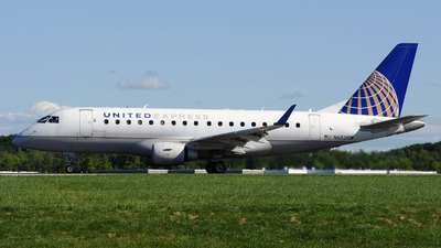 A picture of N652RW - Embraer E170SE - United Airlines - © DJ Reed - OPShots Photo Team