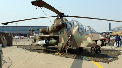 677 - Denel AH-2A Rooivalk - South Africa - Air Force