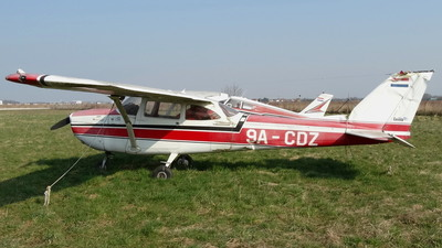 9A-CDZ - Reims-Cessna F172H Skyhawk - Private
