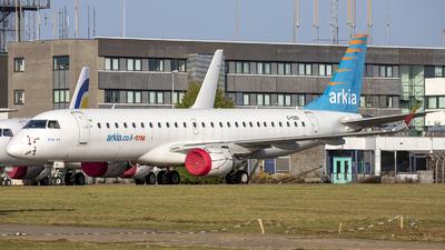 G-CIDI - Embraer 190-100LR - Arkia Israeli Airlines