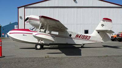 N41993 - Grumman G-44 Widgeon - Private