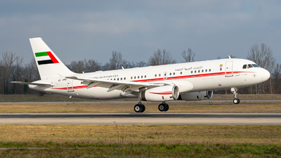 A6-HMS - Airbus A320-232 - United Arab Emirates - Dubai Air Wing