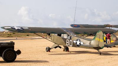 9H-CUB - Piper J-3L-65 Cub - Malta Aviation Museum