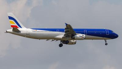 YR-ADI - Airbus A321-231 - Air Moldova