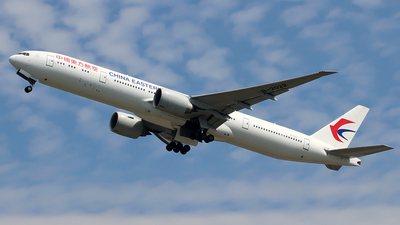 B-2022 - Boeing 777-39PER - China Eastern Airlines