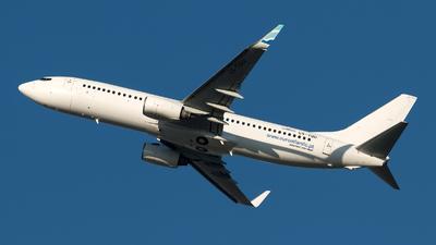 A picture of CSTQU - Boeing 7378K2 - EuroAtlantic Airways - © Szabó Imre