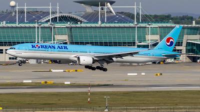 HL7573 - Boeing 777-3B5 - Korean Air