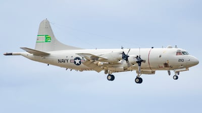 158210 - Lockheed P-3C Orion - United States - US Navy (USN)