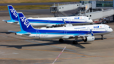 A picture of JA138A - Airbus A321272N - All Nippon Airways - © yukikerori