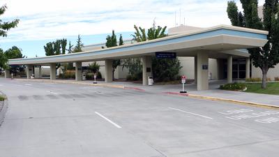 KMWH - Airport - Terminal