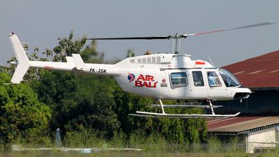 PK-ZGK - Bell 206L-4 Long Ranger IV - Sayap Garuda Indah