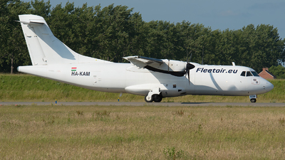 HA-KAM - ATR 42-320(F) - Fleet Air International