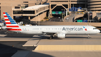 N157UW - Airbus A321-211 - American Airlines