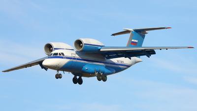 RF-72012 - Antonov An-72P - Russia - Federal Security Service