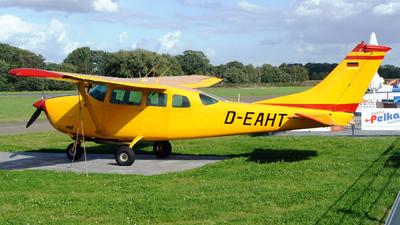 D-EAHT - Cessna 206H Stationair - Private