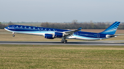 4K-AI08 - Airbus A340-642 - AZAL Azerbaijan Airlines