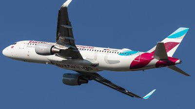 A picture of DAEWM - Airbus A320214 - Eurowings - © kevin.hackert