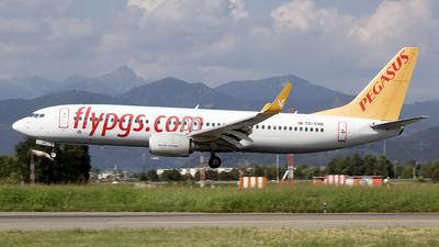 A picture of TCCPK - Boeing 73782R - Pegasus Airlines - © Simone Previdi