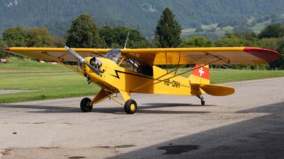 HB-ONH - Piper J-3C-65 Cub - Private