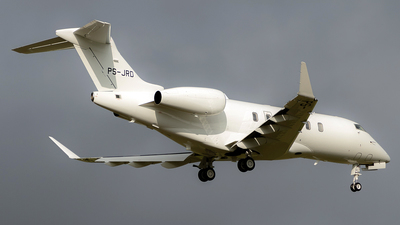 PS-JRD - Bombardier BD-100-1A10 Challenger 350 - Private