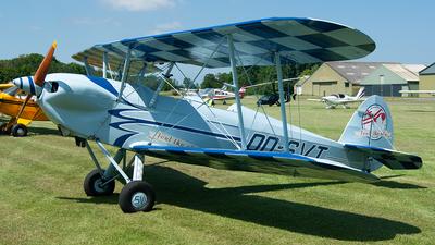 OO-SVT - SNCAN/Stampe SV.4C - The Flying Legends