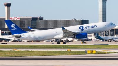 G-EODS - Airbus A330-343P2F - Geodis Air Network (Titan Airways)