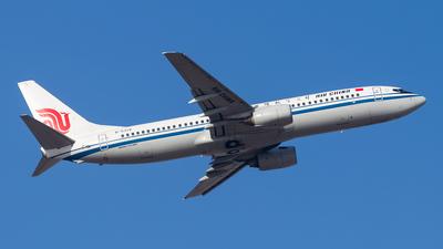 B-5312 - Boeing 737-8Q8 - Air China
