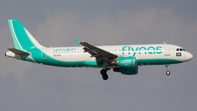 VP-CXL - Airbus A320-214 - Flynas