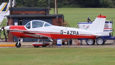 G-AZRA - MBB Bo209 Monsun - Private