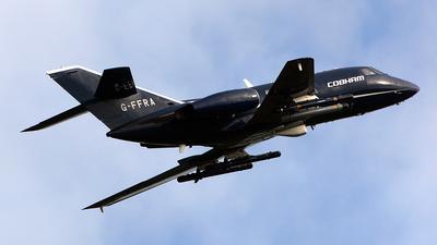A picture of GFFRA - Dassault Falcon 20 - Cobham Aviation Services - © Darren Conn