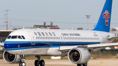 B-007Q - Airbus A320-251N - China Southern Airlines