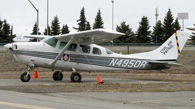 A picture of N4950R - Cessna U206G Stationair - Civil Air Patrol - © Stig Rokkones